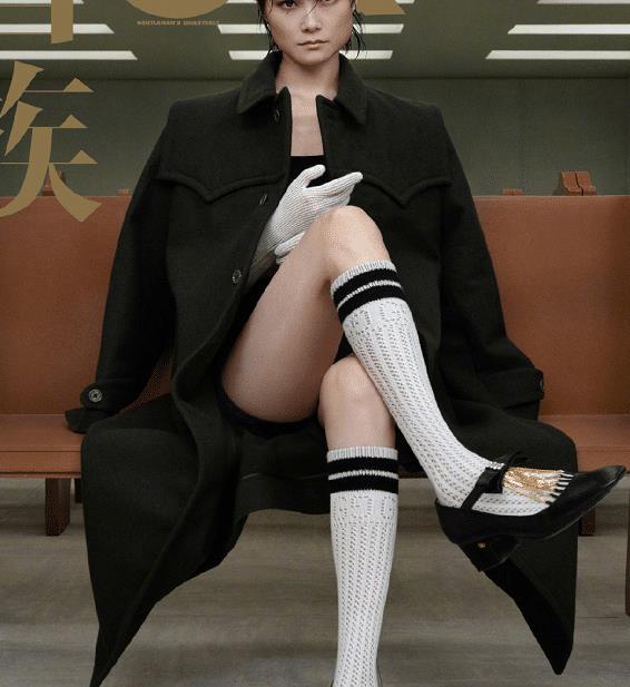李宇春有女人味了!穿分体泳衣拍杂志,这身材谁顶得住