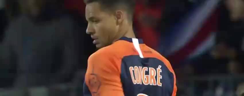 帕雷德斯不幸自摆乌龙,巴黎客场0-1落后