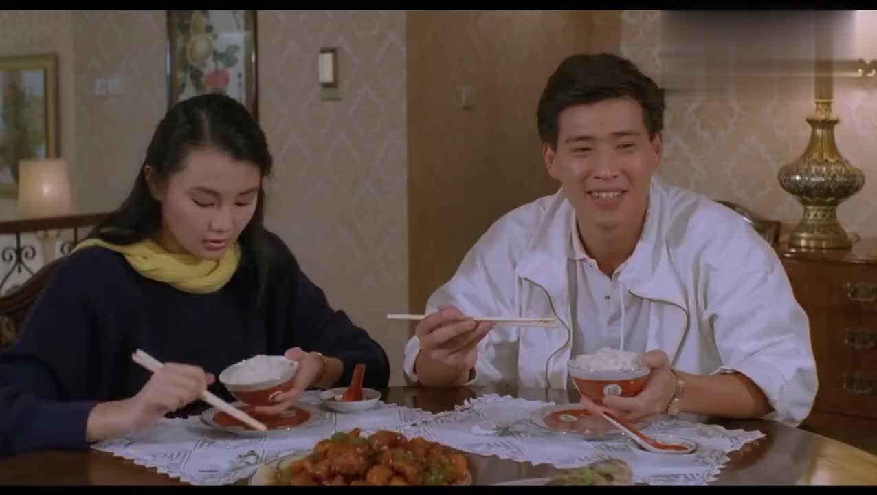 摩登仙履奇缘:怎么搞的你真没礼貌,吃饭的时候对着菜咳嗽!