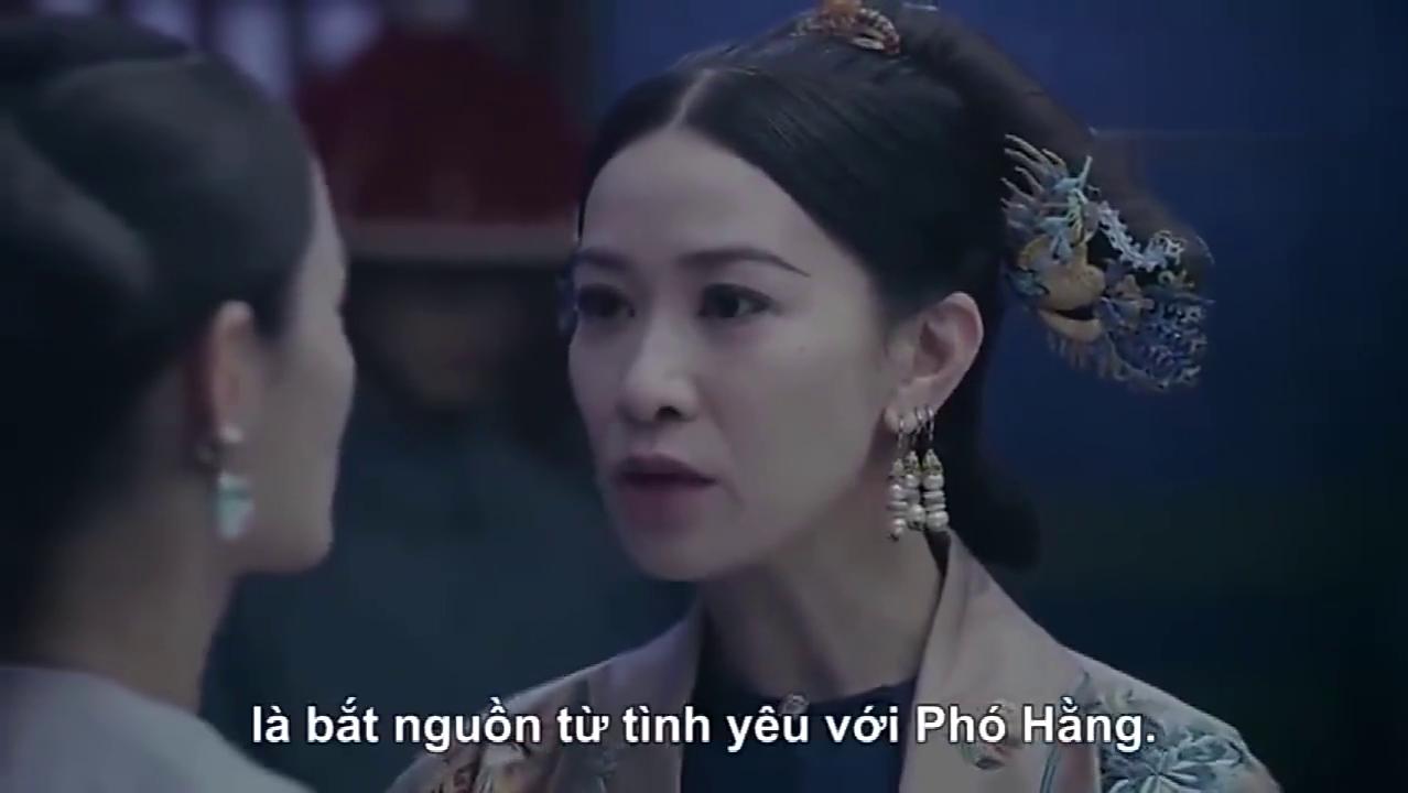 越南版纯妃这么快领盒饭了,佘诗曼亲自到冷宫送纯妃上路