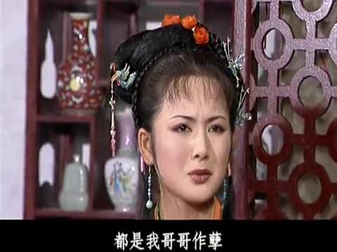 红楼梦:薛宝钗善心大发,把哥哥抢来的美女当成自己妹妹