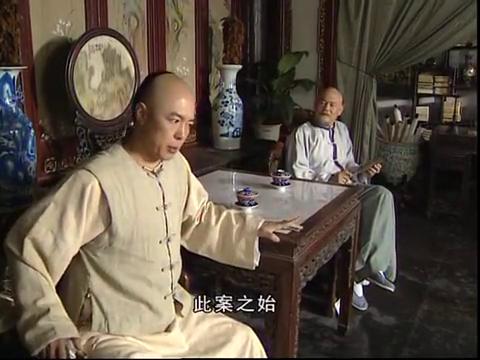 聊斋先生:蒲松龄破胭脂案件,网友直呼:这脚真大