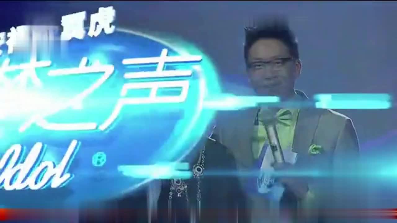 中国梦之声综艺应该真实看韩红现场最真实的表情
