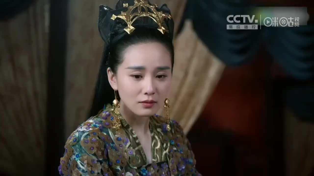 醉玲珑刘诗诗含泪对白陈伟霆我要永远留在你身边