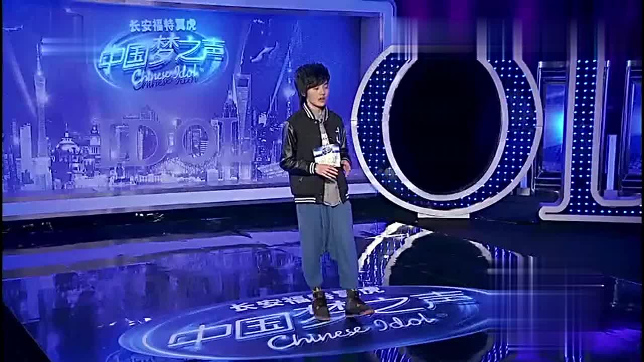 19岁北电导演系选手惨遭淘汰韩红我讨厌你对音乐不认真