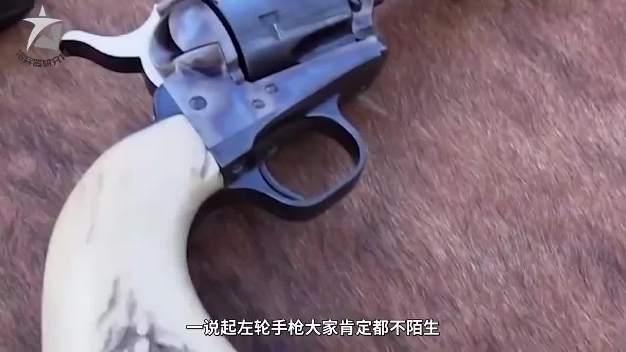 为什么左轮手枪能成为警察的专用配枪,在军队却不受待见