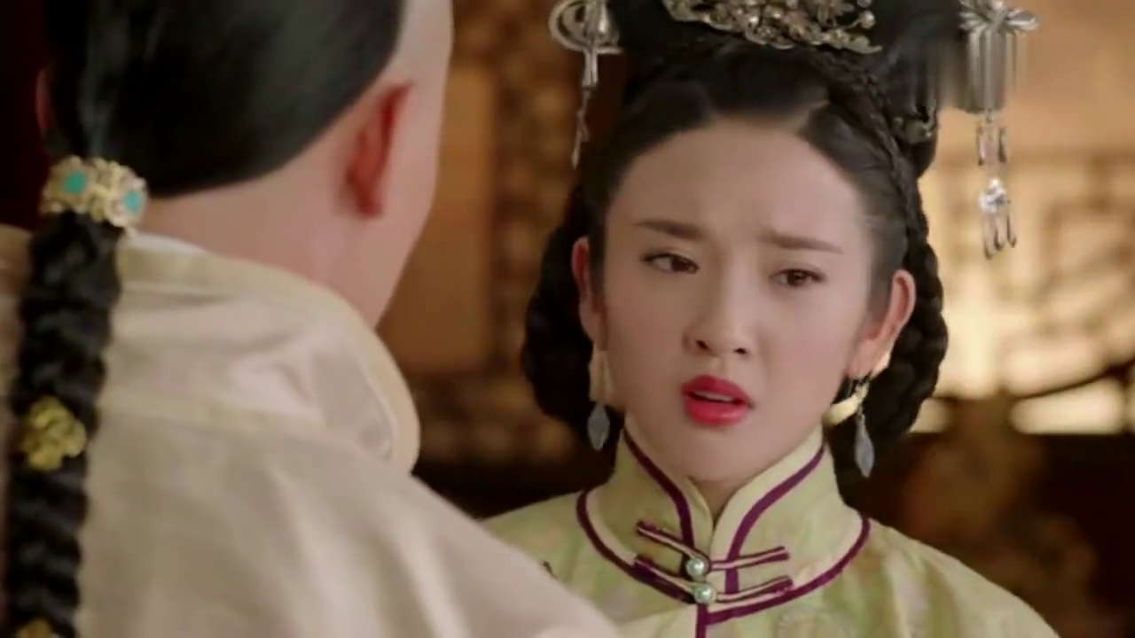 男人爆出暗杀她的是皇太极小妾,却被他软禁