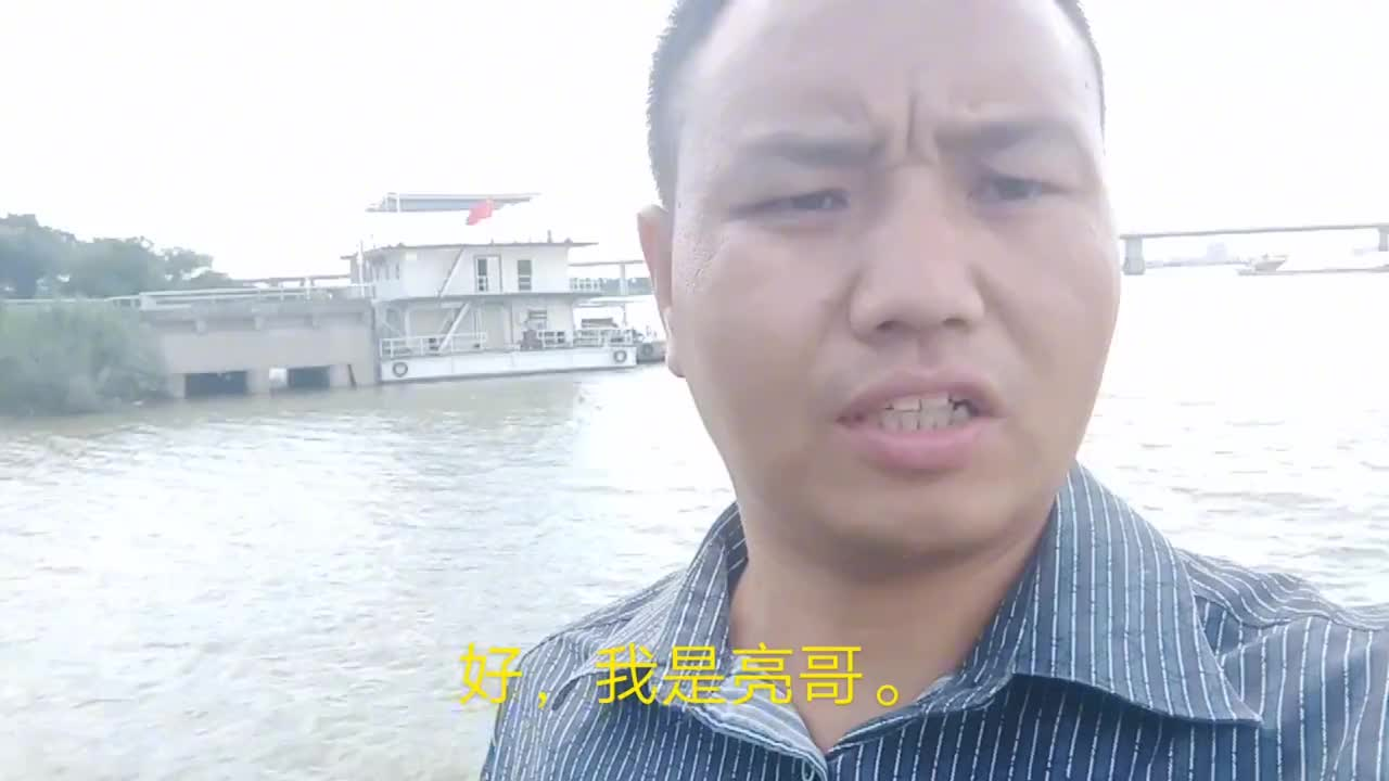 惠州东江,钓到两种可怕的鱼,一种鱼有剧毒!一种是入侵生态杀手