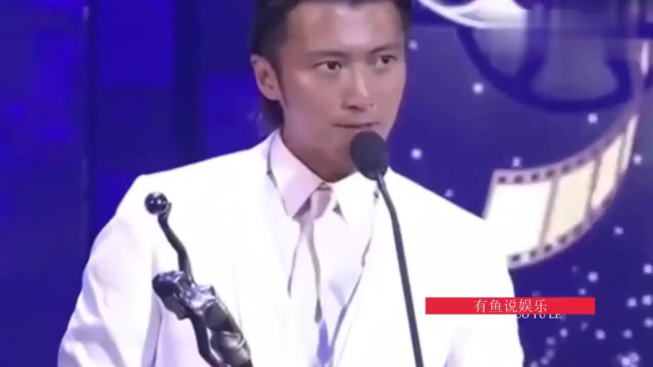 谢霆锋晚会偶遇张柏芝,突然大喊:你还是很漂亮!张柏芝瞬间泪崩