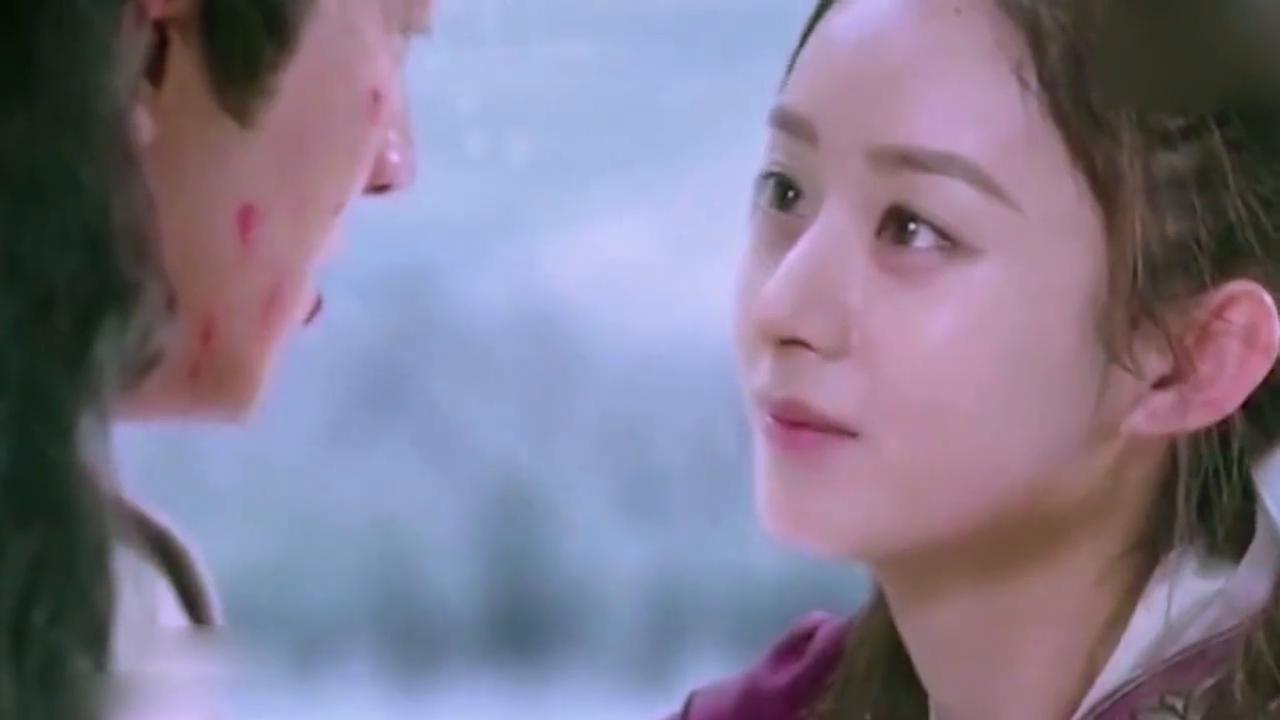 剧中:第二部中共她与燕洵做亲家,两人都生下儿子后宇文玥乐了