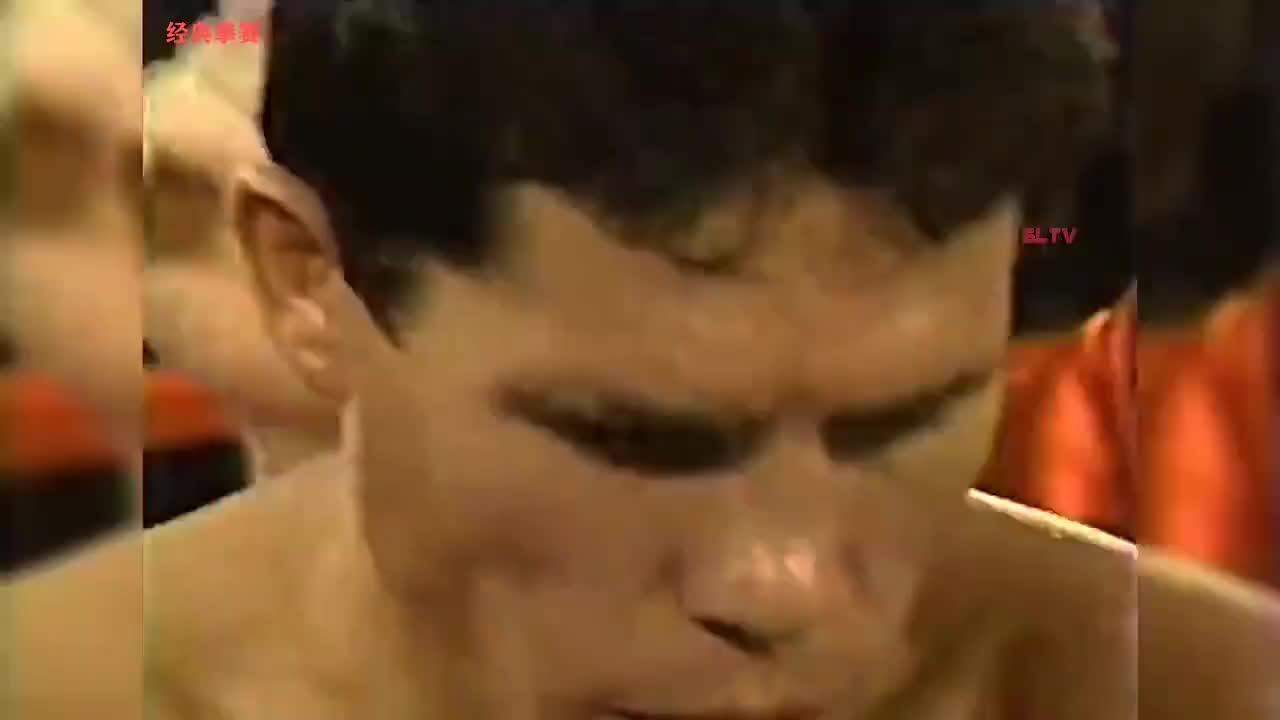 战神查维兹最辉煌的一战,最后一回合压哨KO泰勒逆转了比赛