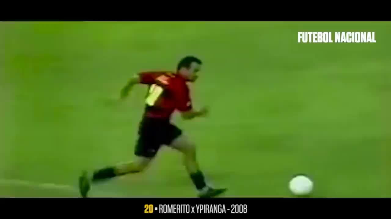 非一般的桑巴魅力!巴西球员20大一条龙破门