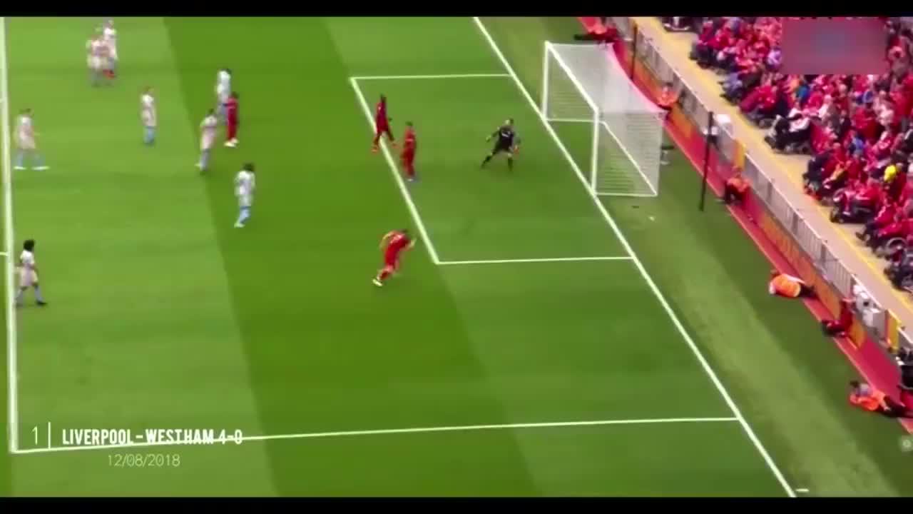 利物浦最大杀器!回顾马内赛季高光表现