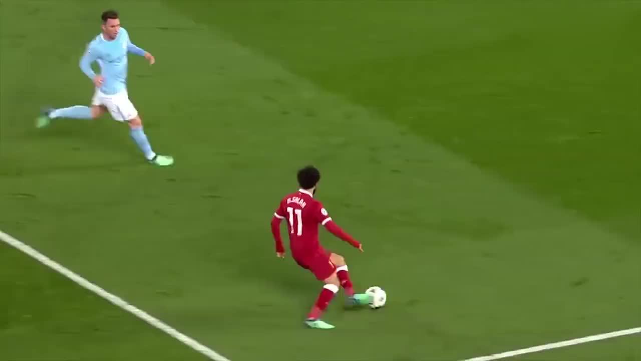 欧冠回忆录 利物浦闪电战3-0完胜曼城