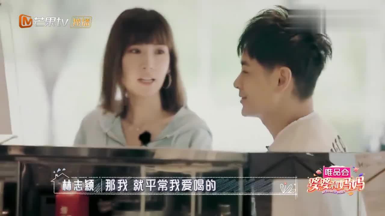 林志颖坐咖啡厅的摇椅不下来,硬要拍照,陈若仪:你很少女心啊!