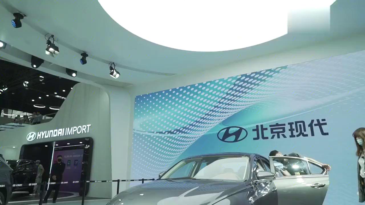 视频:广州车展看现代全新名图怎么比索纳塔十还大气?