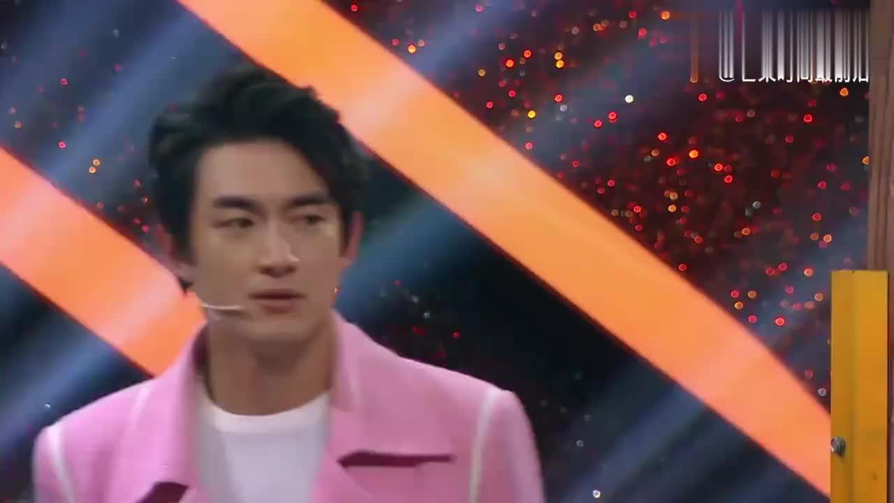 王牌对王牌:林更新现场飙演技,孙艺洲愣住了!差点看哭了!