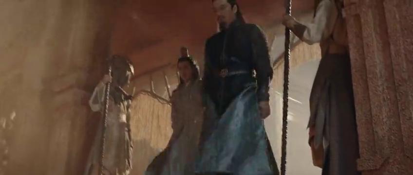 《大主宰》牧锋十分急迫想救出妻子可大千化魔阵尚未完成