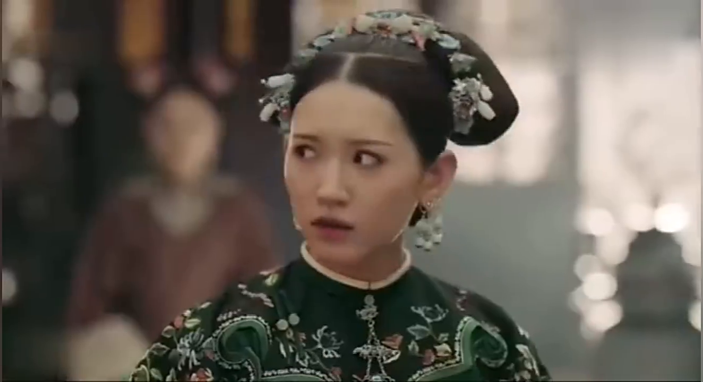 越南版更新就是快,魏璎珞令妃终于把尔晴赐死了,太解气了