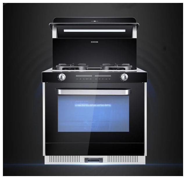 佳歌H5集成灶,这才是未来厨房该有的样子