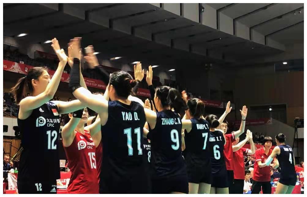 中国女排扣球高度前三甲,花落两主一副,张常宁并未在列