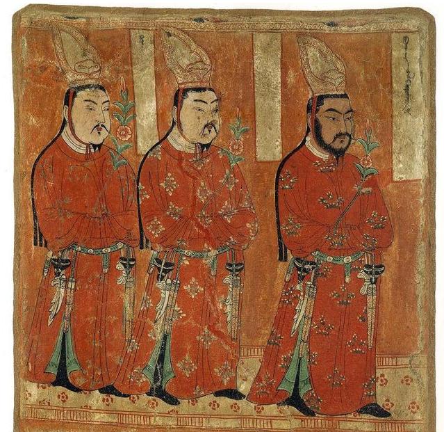 归义军内部政治斗争不断,后期逐步为回鹘控制