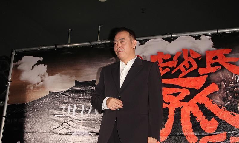 同样是陈凯歌的儿子,陈飞宇帅气逼人,大儿子没继承陈红的优点