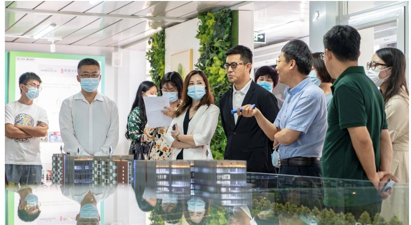 北科建怀柔国际科创中心首度亮相 北科建集团打造怀柔商圈新地标