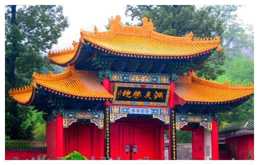 我国的首座道教宫观,已有2600年历史,免费对外开放就在西安