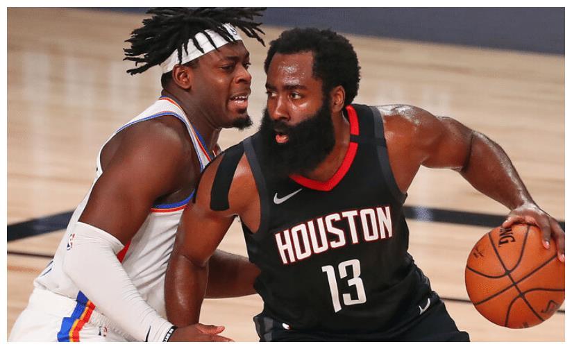 NBA季后赛因为罢赛的原因导致现在还处于停赛状态中