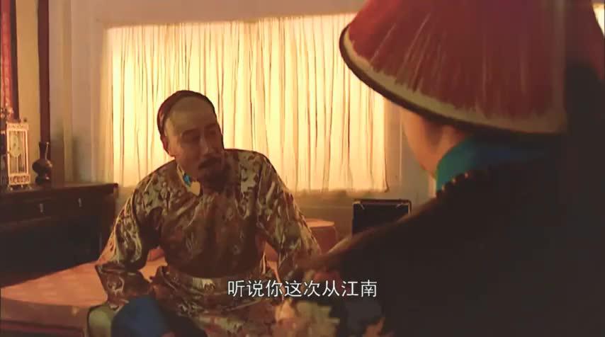 康熙不同意胤禛的请求,因为康熙想让他做一个真正的孤臣!