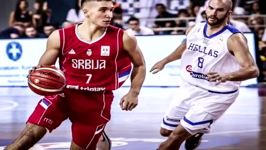 """塞尔维亚不愿继续做""""千年老二"""" 夺金是篮球世界杯唯一目标"""