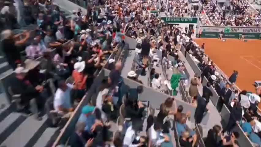 纳达尔法网冠军数已经有一打,重温下这12次精彩时刻!