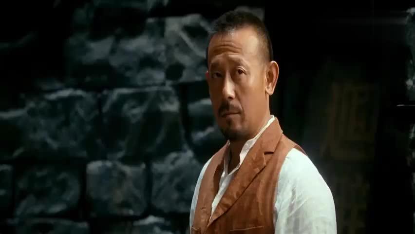 好剧:张麻子假县长身份被识破,没想到黄四郎接机笼络
