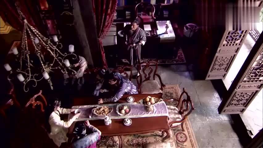 三金的名画家底都被偷了,银票也都贡献给壁炉了,身家只剩50两