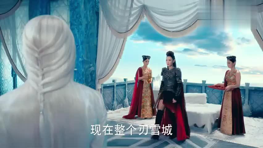 幻城:艳炟找到樱空释,竟用鞭子抽打他,真是替他担心