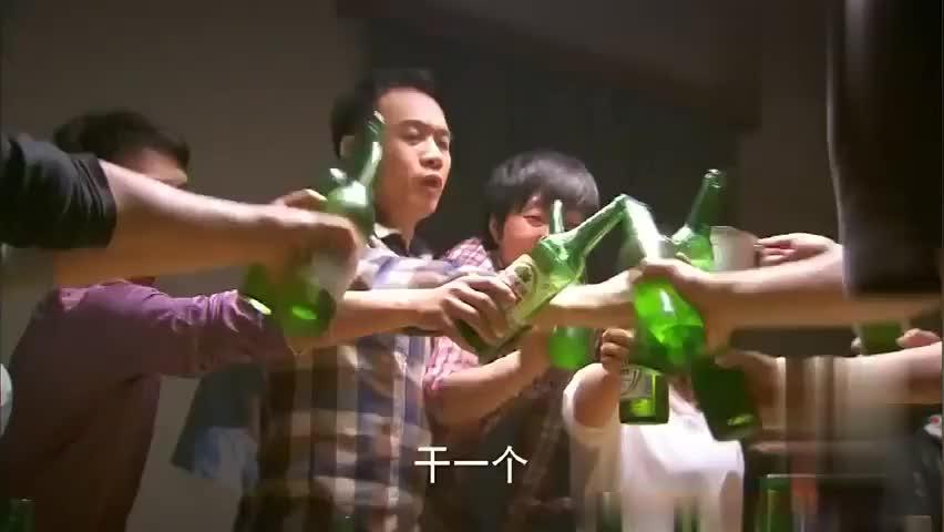 大学四年毕业,同学喝酒庆祝,突然说肖然事情
