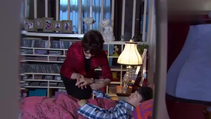 爱我不放手:婆婆一心要赶盈盈出去,留给小两口的时间不多了