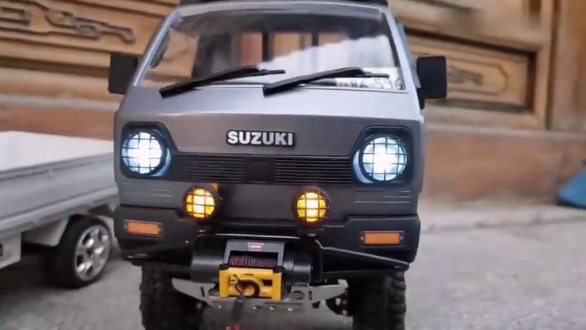 顽皮龙D12改装越野版长视频展示分享
