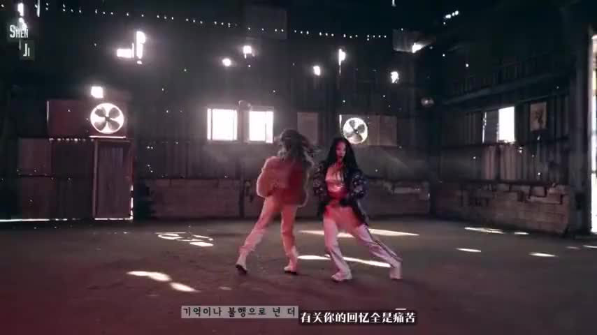KARD ENEMY Choreography Video 中韩字幕