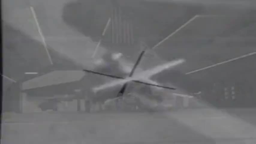 海湾战争,美军轰炸萨达姆的先进导弹,几米厚的混凝土轻松穿透
