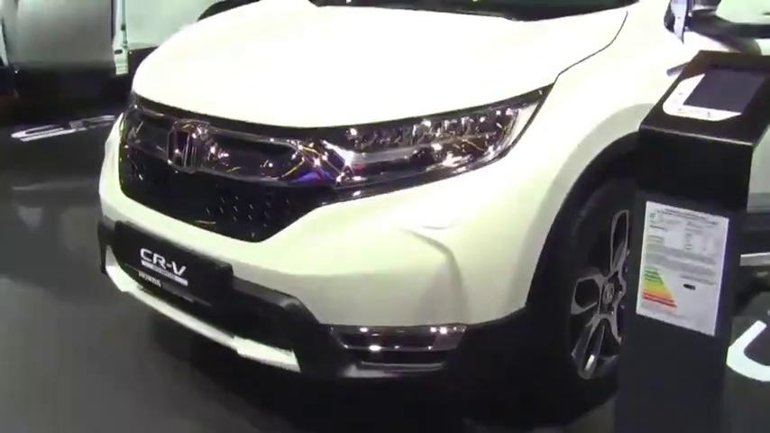 视频:2020款本田CRV和长城WEYVV7同台亮相,该怎么选自己定