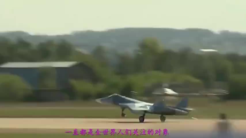 俄五代机最大的问题,未来能否与F35争雄就看能不能解决了