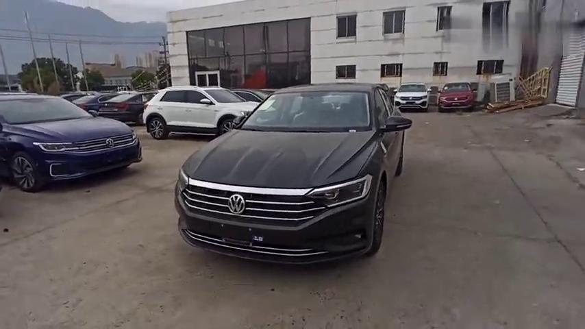 视频:来看看速腾21款的实车和配置吧