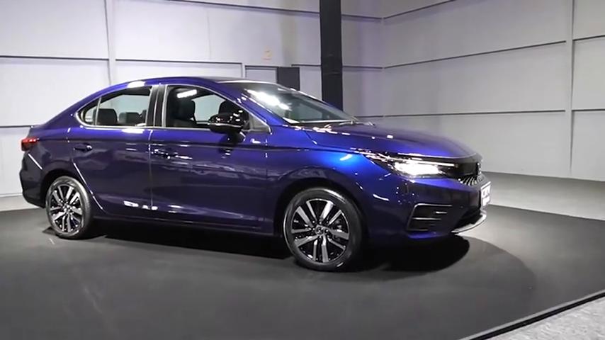 视频:重磅新车,2021款本田锋范首发,颜值真不赖,给个不喜欢的理由
