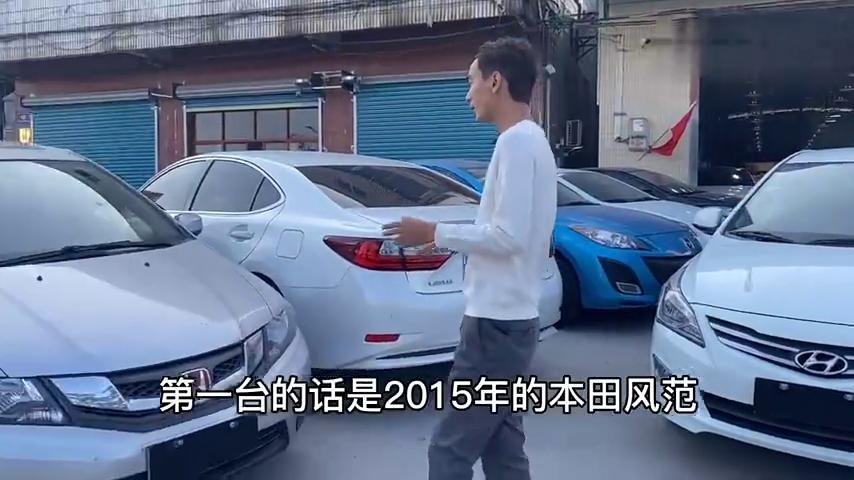 广东佛山南海官窑店,这5台代步练手车,你们怎么看呢?