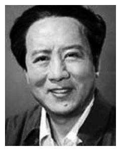 毛主席特型演员还演过蒋介石?张克瑶是《开国大典》主席第一人选