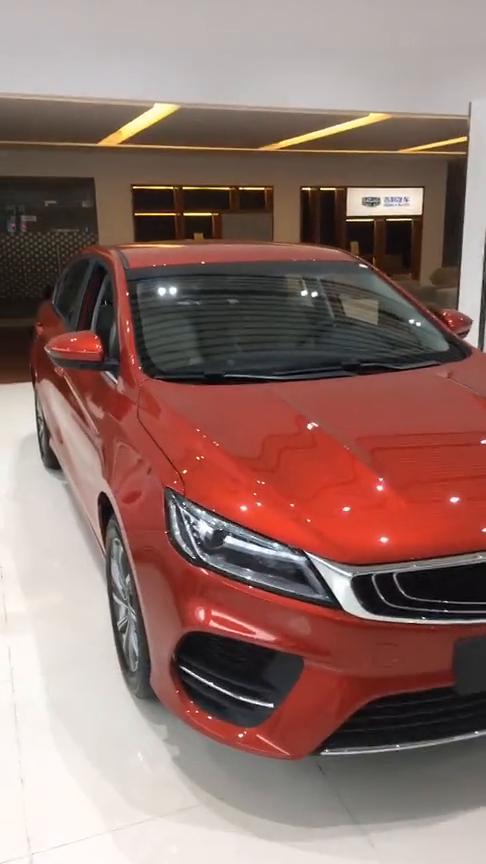 视频:新款吉利缤越内饰展示,还有什么理由不选国产车?
