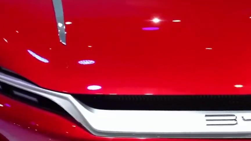 比亚迪全新电动SUV,8万就能开回家,颜值惊人