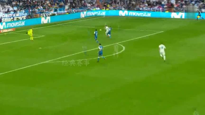 皇马队宠马塞洛超燃技巧秀,这脚法踢后卫真是太可惜了!